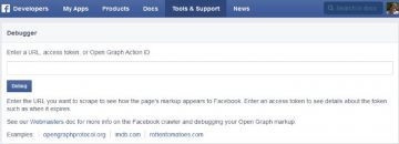 facebook-debugtool
