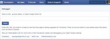 facebook-debugtool