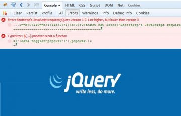 jquery_noconflict_error
