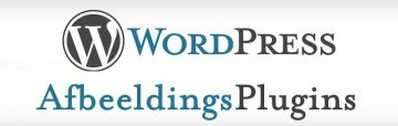 wordpress-afbeeldings-plugins