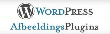 wordpress-afbeeldings-plugins